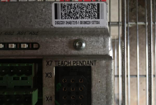 ABB Power Control Card DSQC 331 / 3HAB7215-1/08