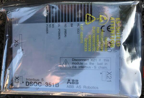 ABB DSQC 351B / E3HNE 00006-1