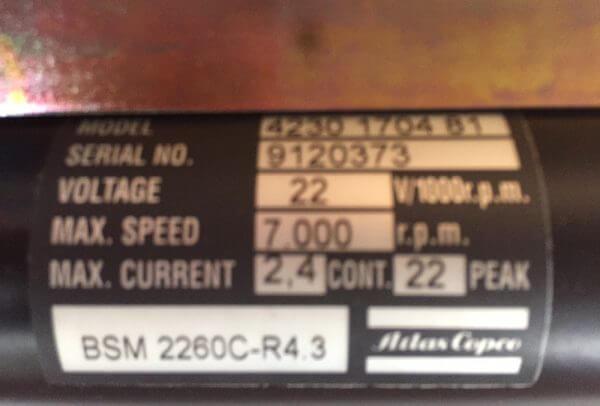 Atlas Copco QMR 24-25 ROT