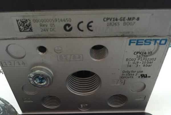 Festo Electrical Interface Unit CP14-V1 (Complete Unit)