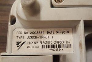 Motoman DX Teach Pendant JZRCR-YPP01-1