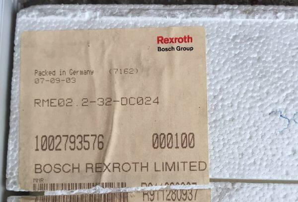 Bosch Rexroth RME02.2-32-DC024