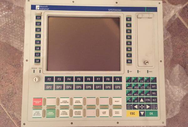 Rexroth Indramat Control Unit